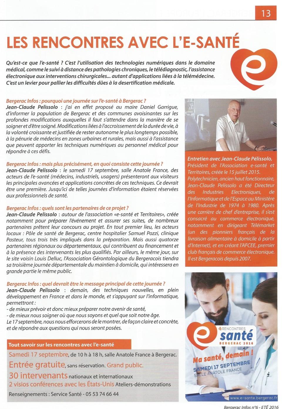 E-santé Bergerac